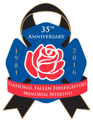 35th Annual National Fallen Firefighters Memorial Weekend